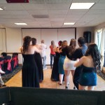 Wedding Ceremony at Antelope Valley Country Club15