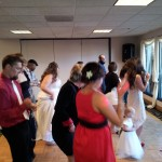 Wedding Ceremony at Antelope Valley Country Club